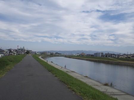 猪名川CRへ