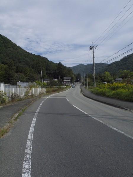 R12を篠山方面へ