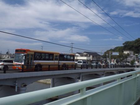 篠山市街はすごい混み具合