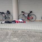 大阪市内~有馬街道経由で淡路島へ!雨に泣いた「アワイチ」225kmライド!