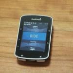 これぞサイコンの決定版!?「Garmin Edge520」を購入しました!!
