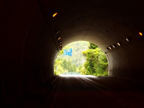 十万辻トンネル2