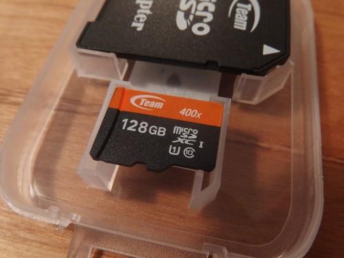 microSDXCカード Class10
