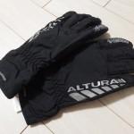 """冬用サイクリンググローブ「Altura """"Night Vision Waterproof""""Glove」購入!"""