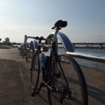 新春 初ライド!淀川サイクリングロードで枚方まで走る。