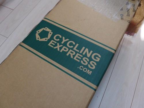 サイクリングエクスプレスで購入