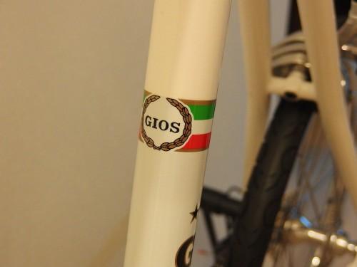 GIOSのロゴ