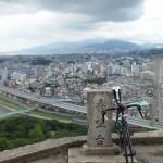ブランク明けはヒルクライム!?大阪から迷走して五月山へ登る!
