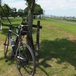 走れるのは2時間だけ!淀川沿いサイクリングロードを枚方・関西医大まで走る!