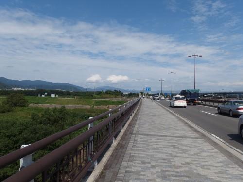 いざ桂川CRへ