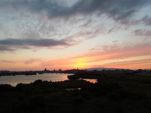 淀川へ帰還