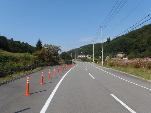 三田方面へ西進