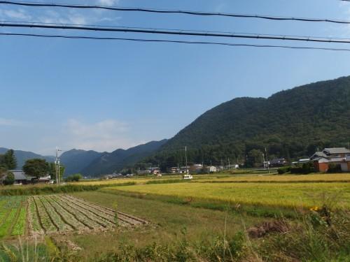 須磨田集落
