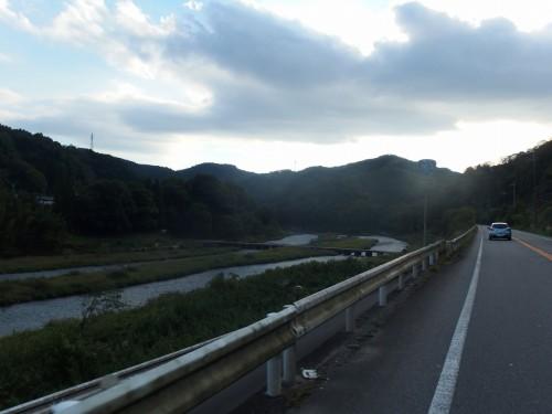 再び木津川へ