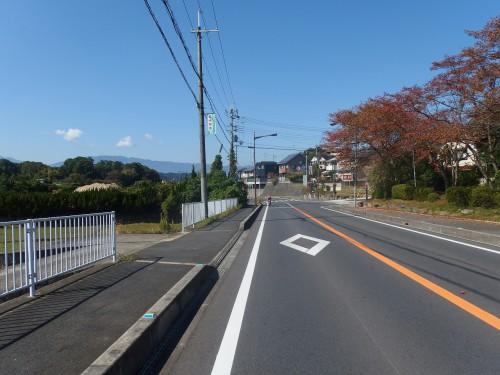 明日香村から大阪へ戻る
