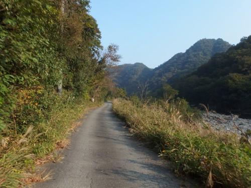 武庫川沿いをゆく
