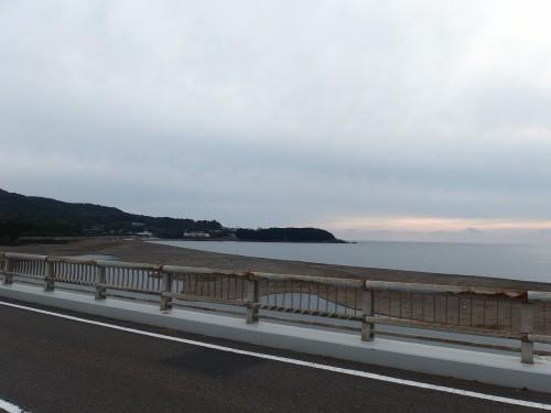 海が綺麗だ