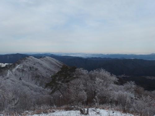 北摂の山々