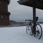雪の大野山ヒルクライム!?山ポタで巡る北摂・能勢・亀岡ライド!