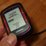 Garmin Edge 500を充電しながら使用する方法