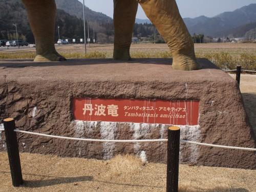 丹波竜には名前がありました