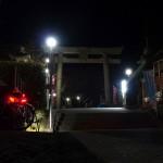 仕事終わりの85km!夜を堪能する妙見山ナイトライドへ!