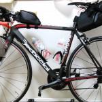 [フレッシュ/ブルベ] 400kmを走ったときの装備や荷物の取り回しについて