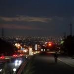 清滝の夜景