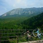 【夏の鳥取・大山ツーリング】[DAY2] 大山から蒜山高原・倉吉を経て鳥取駅へ走る!