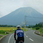 [大山ツーリング1日目] 岡山駅から日本四名山「大山」を目指す約160km!