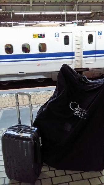 いざ、岡山へ