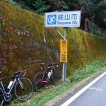 午前中の黒豆ショッピングライド!大阪から「丹波の黒豆」を求めて篠山へ走る!