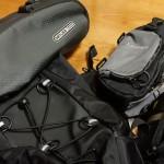 自転車ツーリングの必需品!所有しているサドルバッグの雑感などを書いてみた
