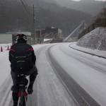 氷点下を走る!大阪から伊勢へ向かって走る大寒波ライド!