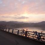 極寒のモーニングライド!真冬の三田・能勢経由を走る130km!