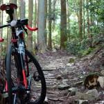 自転車で山ハイキング!?久しぶりの能勢・妙見山を走る!