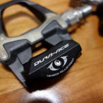 【O脚だからQファクターを広げてみる!】SHIMANO SPD-SLペダル「DURA-ACE PD-9000 (4mm)」ロングタイプ購入!