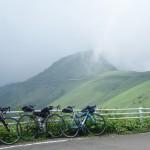 【夏の四国カルストライド!】1日目:絶景の「UFOライン」を経由する過酷山岳コースで四国カルストへ!!