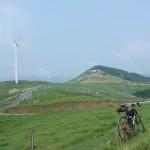 【夏の四国カルストライド!】2日目:カルストを満喫して松山へ走る!!