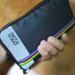 ロードバイク用の財布を新調!「R250 防水スマートライドポーチDX ワイド」購入!!