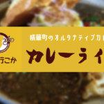 【カレーライド】京都・精華町の「オルタナティブカレー」へライド!!
